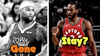 Video Which 2019 NBA Free Agents Will LEAVE? Who Will STAY? MP3, 3GP, MP4, WEBM, AVI, FLV Juni 2019