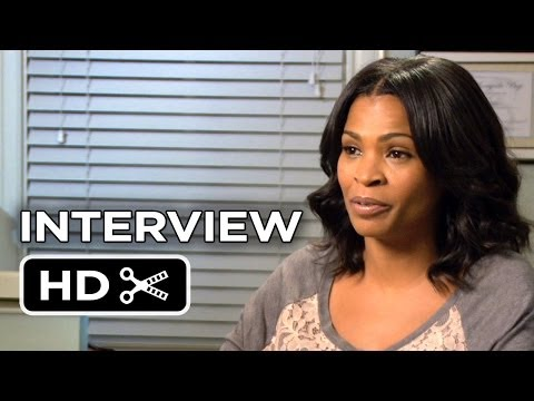 The Single Moms Club Interview - Nia Long (2014) - Tyler Perry Comedy Movie HD