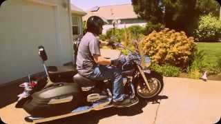 4. Taking the 2012 Yamaha Stratoliner S for a Spin