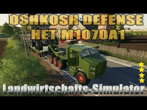 Oshkosh Defense HET M1070A1 v1.0