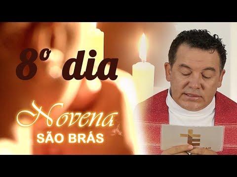 8º Dia da Novena de São Braz - TV Evangelizar - Pela Dignidade e Defesa da Vida Humana