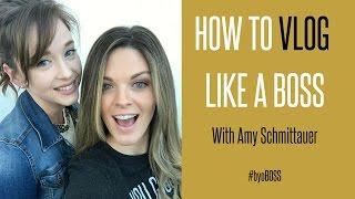 Video How To Vlog Like A Boss MP3, 3GP, MP4, WEBM, AVI, FLV Desember 2018