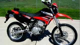 10. Overview and Review: 2012 Kawasaki KLX250S Dual Purpose, Street Legal Dirt Bike