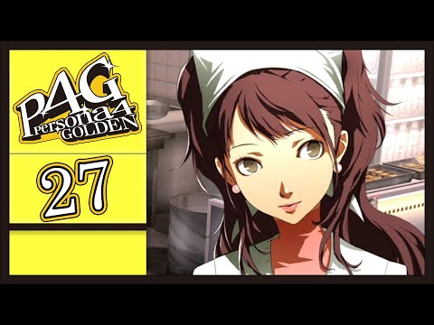 The Investigation Investigation - Let's Play Persona 4 Golden - 27 [Hard - Blind - PC]