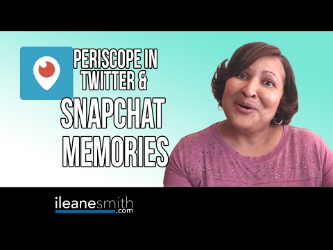 Watch 'Twitter Dashboard and Snapchat Memories Social Media Strategies - YouTube'