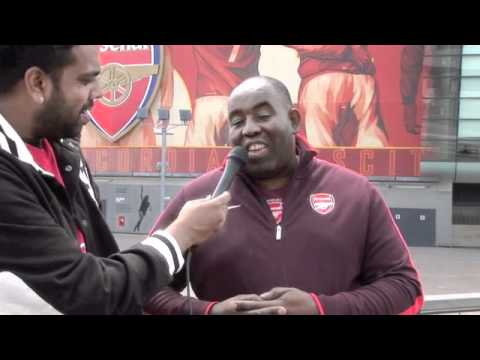 PART TWO - iTRANSFER NEWS WITH ARSENAL FC / BY iFILM LONDON (JULY 21 '11)