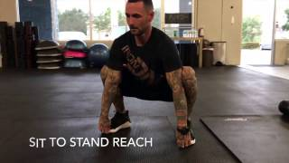 <h5>Bulletproofing Your Body with Seth Hayes</h5>