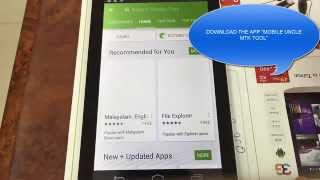Here,we are presented a stunning tutorial that may help you for Change Null IMEI on Android TABLET.all the instructions are added to this video.Music------------------------------------------------------Never be the same by Platinum Butterfly (feat. sleeperspaceborn)http://ccmixter.org/files/F_Fact/35392is licensed under a Creative Commons license:http://creativecommons.org/licenses/by/3.0/Download appropreate file from here - http://teamw.in/project/twrp2/115