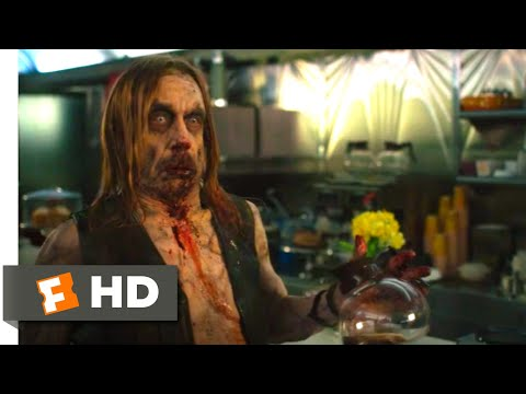 The Dead Don't Die (2019) - Coffee Zombies Scene (1/10) | Movieclips