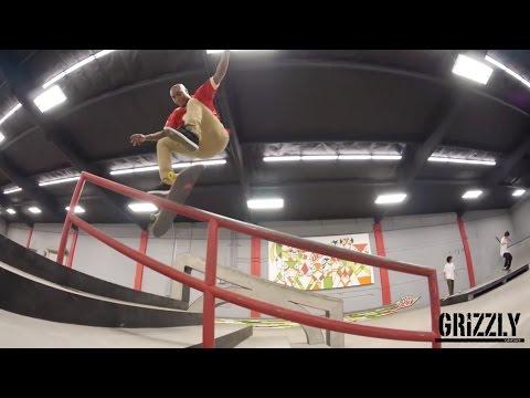 Terell Robinson skating at P Rods Park