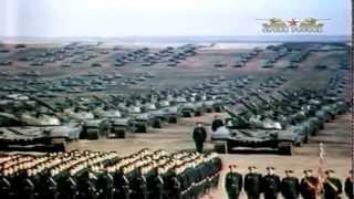 Największe manewry wojskowe w historii – zachodnie równiny Związku Sowieckiego Wrzesień 1981