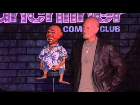 ventriloquist - Ventriloquist comedian Marc Rubben displays his versatility with several of his unique ventriloquist figures in a style all his own. If you enjoy Jeff Dunham...