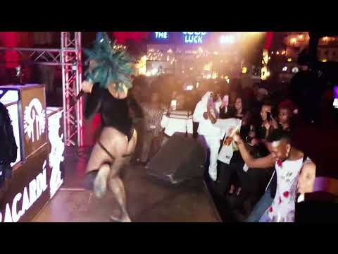 Moonchild Sanelly LIVE at Bacardi House Party 2017