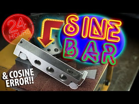 A Sine Bar Walks Into a... wait