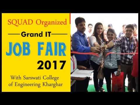 SQUAD Job Fair 2017