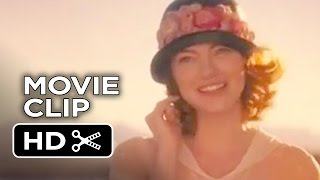 Magic in the Moonlight Movie CLIP - Do You Like To Travel? (2014) - Emma Stone Movie HD