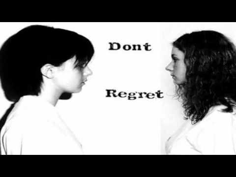 Regret Is