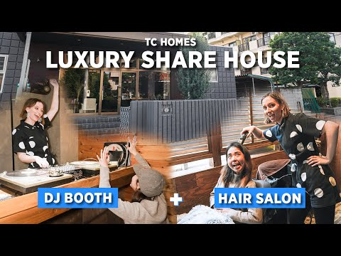 Stylish Tokyo Share House Tour - TC HOMES [Season 2, Ep 1]