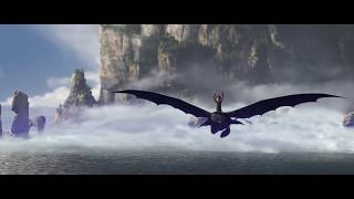 Video First flight on Toothless (How to Train Your Dragon) HD MP3, 3GP, MP4, WEBM, AVI, FLV Juni 2018