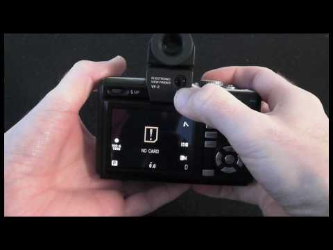 Olympus VF-2 Electronic Viewfinder Review
