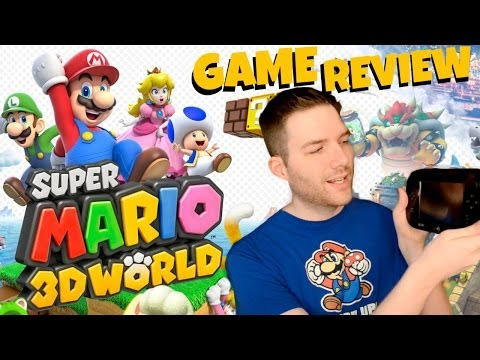 Mario - FACEBOOK: https://www.facebook.com/ChrisStuckmann TWITTER: https://twitter.com/Chris_Stuckmann Chris Stuckmann reviews Super Mario 3D World for the Nintendo ...