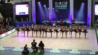 Dance Explosion - Europameisterschaft 2014
