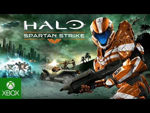Halo: Spartan Strike – HD Gamepay Trailer