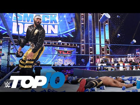 Top 10 Friday Night SmackDown moments: WWE Top 10, Dec 11, 2020