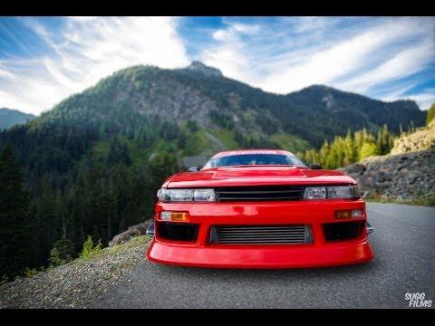 Планински дрифт с Nissan 240SX 1JZ