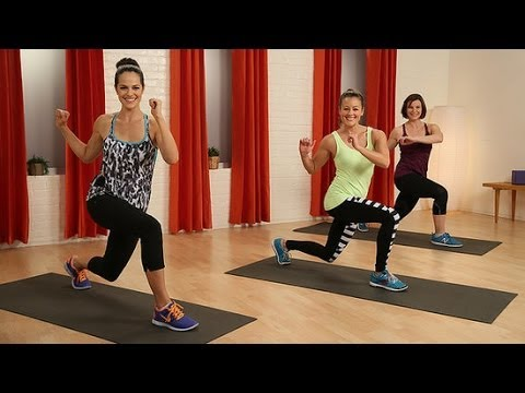 10-Minute Fat Burning Body Weight Workout | Class FitSugar