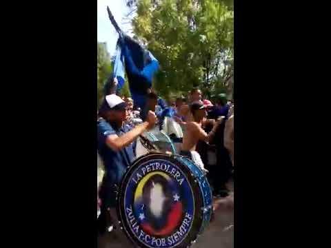 Previa de La Petrolera vs Estudiantes de Mérida 28/01/17 - La Petrolera - Zulia