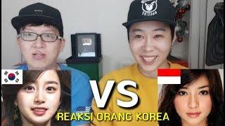 Video KOREA VS INDONESIA 5 Artis Paling Cantik Alami (Tanpa Operasi Plastik) MP3, 3GP, MP4, WEBM, AVI, FLV April 2019