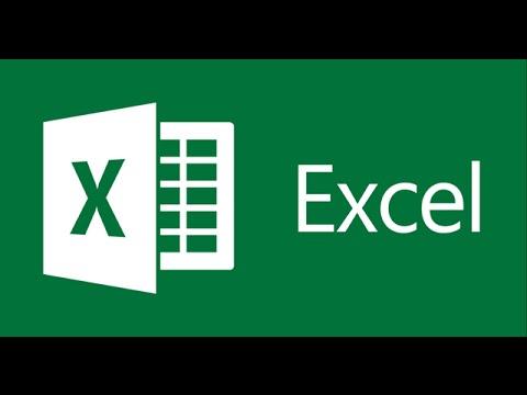 1-Microsoft Excel ||  مقدمة عن الأكسل