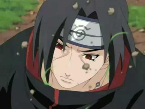sasuke vs itachi: scontro epico