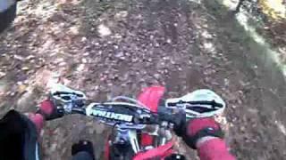 8. Test Riding a 2011 Honda CRF250R