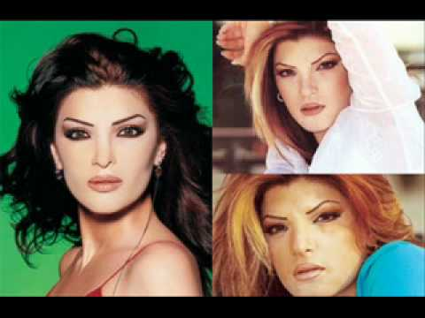 Chanteuses libanaises avant et après Chirurgie esthétique