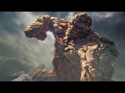 Fantastic Four   official trailer #2 US (2015) Marvel