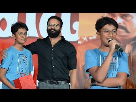 ജയസൂര്യയും മകനും തിളങ്ങിയ തൃശൂർ പൂരം വിജയാഘോഷരാവ്  | Jayasurya & Son at Thrissur Pooram Success Meet