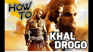 an in depth guide on how to create a character in the likeness of Khal Drogo from game of thrones. It is a dexterity build focused...