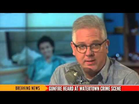 inside job - Glen Beck claiming he has proof the federal government carried out the boston marathon bombing as a false flag opperation. He said that Obama has till monday...