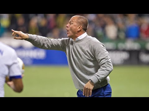 Video: Giovanni Savarese | Timbers 0, Dallas 0 | Postgame | Sept. 29, 2018