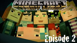 Minecraft Xbox One: Journey into Minecraft Story Mode - Episode 2