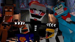 Minecraft   FIVE NIGHTS AT FREDDY'S MOD Showcase! (Puppet, Marionette, Five Nights at Freddy's 3)