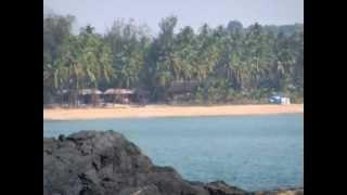 near polem beach , south goa , india ,