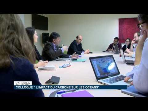 Monaco Ocean Week - Colloque L'impact du carbone sur les océans