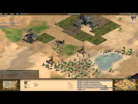 Aoe2 HD: TheViper Vs. Spring (Game 2, Best of 3) (Grand Finals) (9/9/13) (видео)