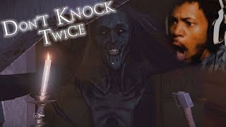 Nonton Why Did We Knock On This Lady S Door   Don T Knock Twice Film Subtitle Indonesia Streaming Movie Download