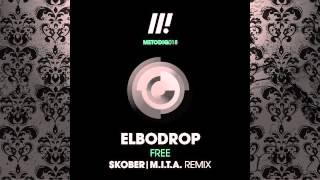 Elbodrop - Free (Original Mix) [METODIQ] Video