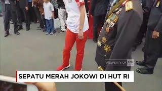 Video Sepatu Merah Jokowi di HUT RI ke-73 MP3, 3GP, MP4, WEBM, AVI, FLV Agustus 2018