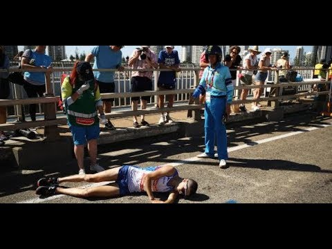 Commonwealth Games: Kollabierter Marathon-Star lieg ...